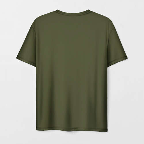 Мужская футболка 3D Ватага Фото 01