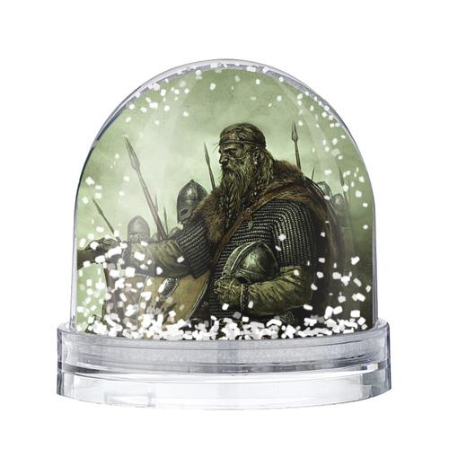 Водяной шар со снегом Ватага