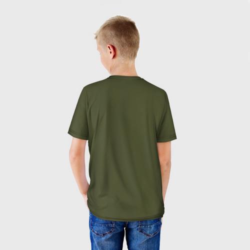 Детская футболка 3D  Фото 02, Ватага