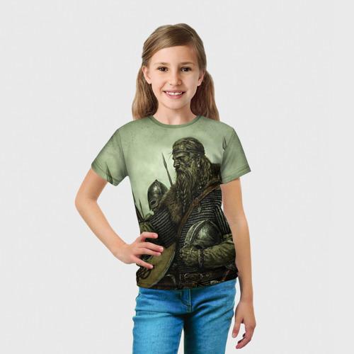 Детская футболка 3D  Фото 03, Ватага
