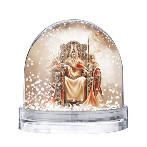 Водяной шар со снегом Вальгалла