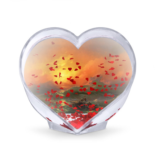 Сувенир Сердце  Фото 02, Айвазовский - 9 Вал