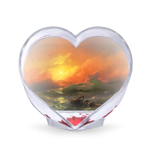 Сувенир Сердце  Фото 01, Айвазовский - 9 Вал