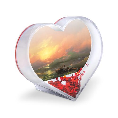 Сувенир Сердце  Фото 03, Айвазовский - 9 Вал
