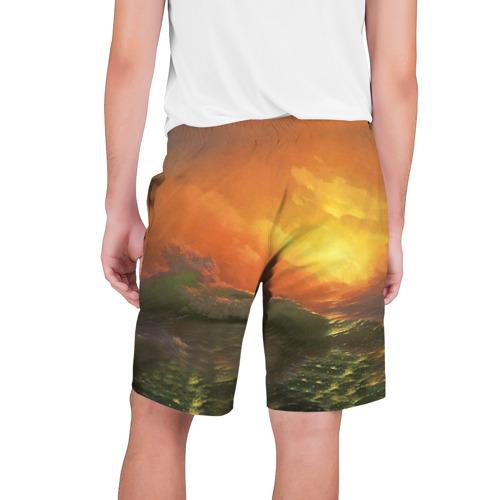 Мужские шорты 3D  Фото 02, Айвазовский - 9 Вал