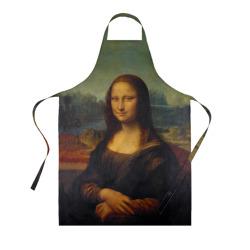 Леонардо да Винчи - Мона Лиза