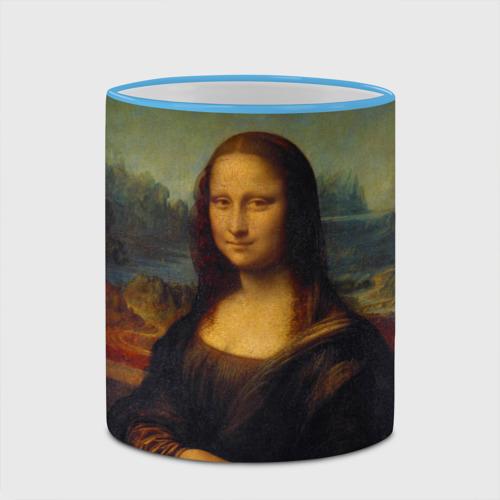 Кружка с полной запечаткой  Фото 03, Леонардо да Винчи - Мона Лиза