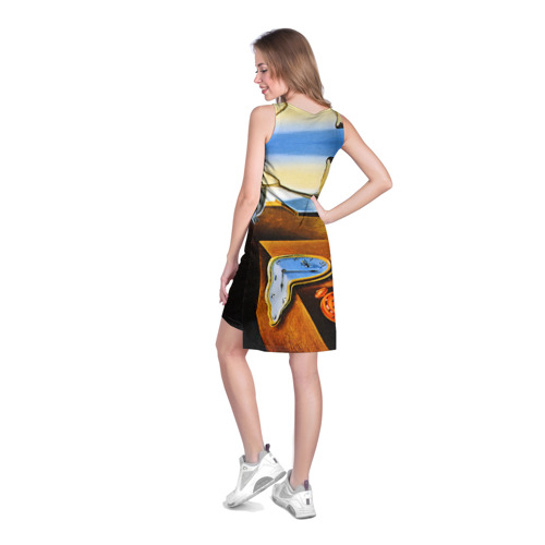 Платье-майка 3D  Фото 04, Сальвадор Дали - Постоянство Памяти