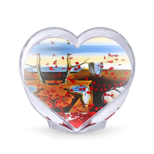 Сувенир Сердце  Фото 02, Сальвадор Дали - Постоянство Памяти