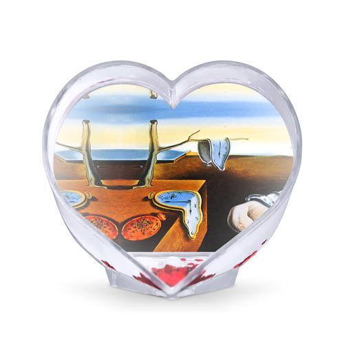 Сувенир Сердце  Фото 01, Сальвадор Дали - Постоянство Памяти