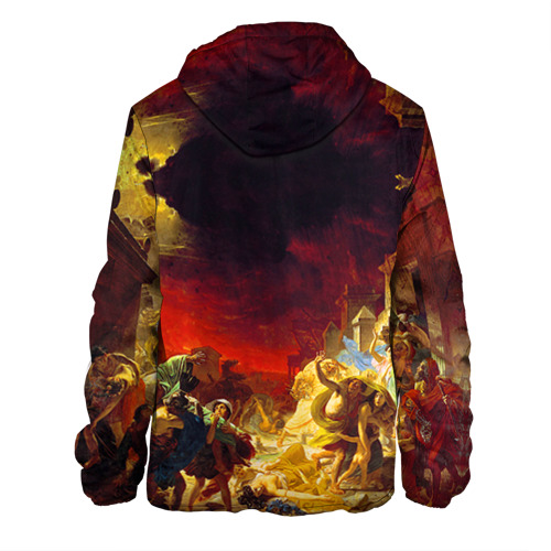 Мужская куртка 3D  Фото 02, Брюллов - Последний день Помпеи