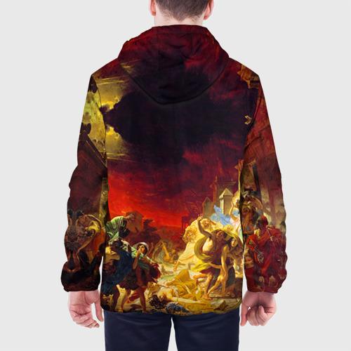 Мужская куртка 3D  Фото 05, Брюллов - Последний день Помпеи