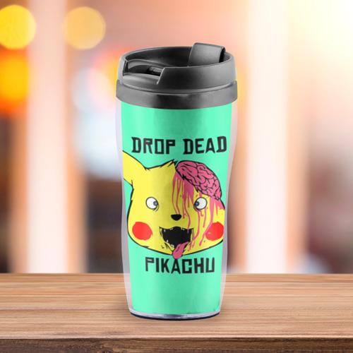 Термокружка-непроливайка  Фото 03, Drop Dead