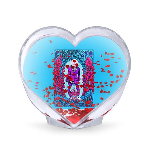 Сувенир Сердце  Фото 02, Drop Dead