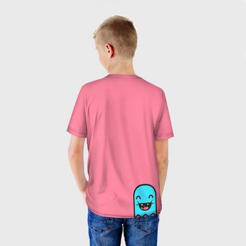 Детская футболка 3D  Фото 02, Drop Dead