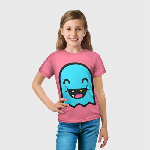 Детская футболка 3D  Фото 03, Drop Dead