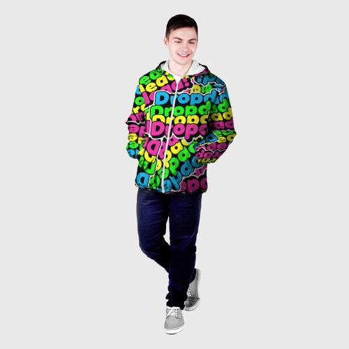 Мужская куртка 3D  Фото 03, Drop Dead