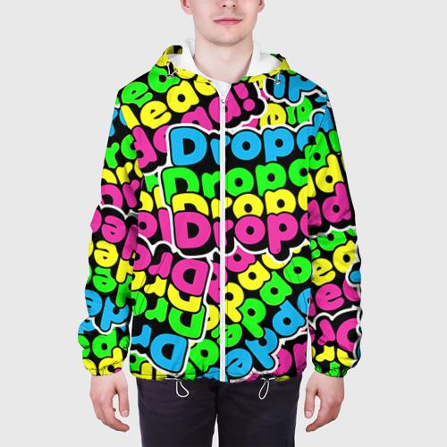 Мужская куртка 3D  Фото 04, Drop Dead