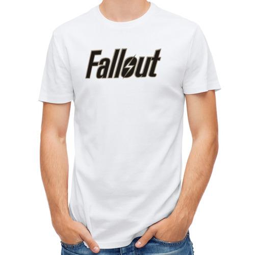 Мужская футболка синтетическая Fallout 4 от Всемайки