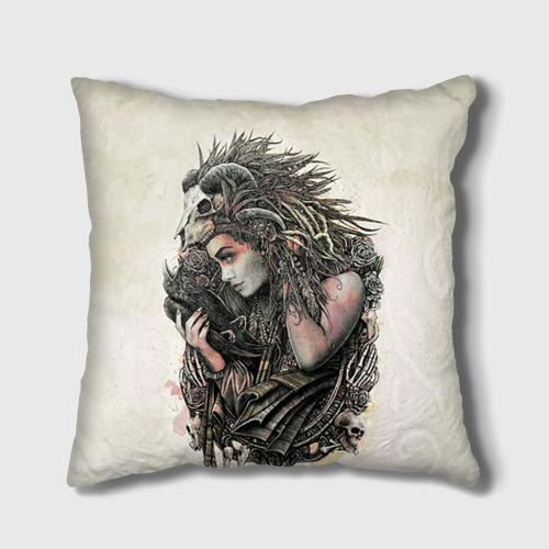 Подушка 3D  Фото 01, Немезида
