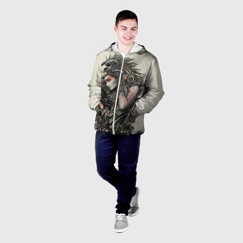 Мужская куртка 3D  Фото 03, Немезида