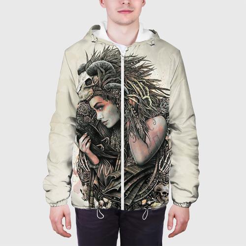 Мужская куртка 3D  Фото 04, Немезида