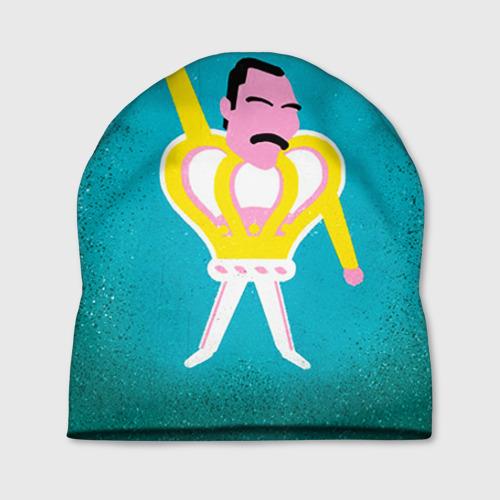 Шапка 3D Freddie Mercury
