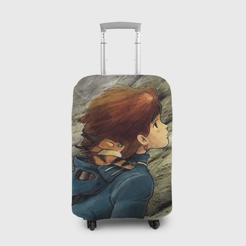 Чехол для чемодана 3D  Фото 01, Навсикая из долины ветров