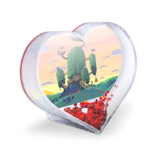 Сувенир Сердце  Фото 03, Adventure Time