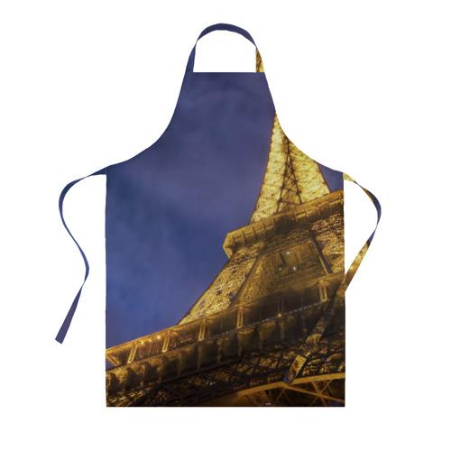 Фартук 3D Эйфелева башня