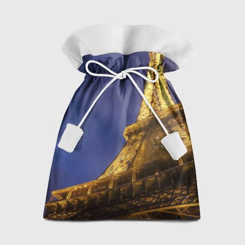 Подарочный 3D мешок Эйфелева башня