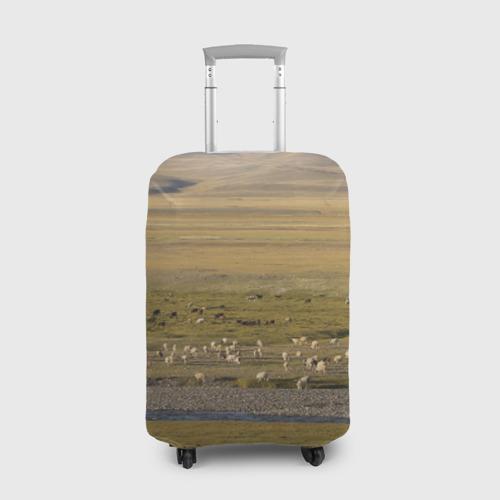 Чехол для чемодана 3D  Фото 01, Долина жизни