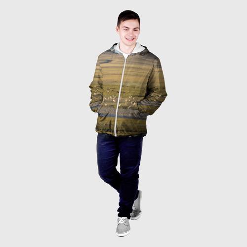 Мужская куртка 3D  Фото 03, Долина жизни