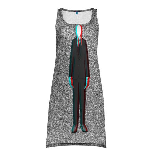Платье-майка 3D Слендер