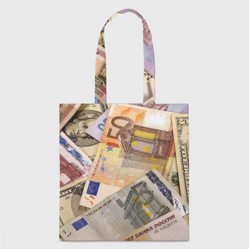 Сумка 3D повседневная Money Фото 01