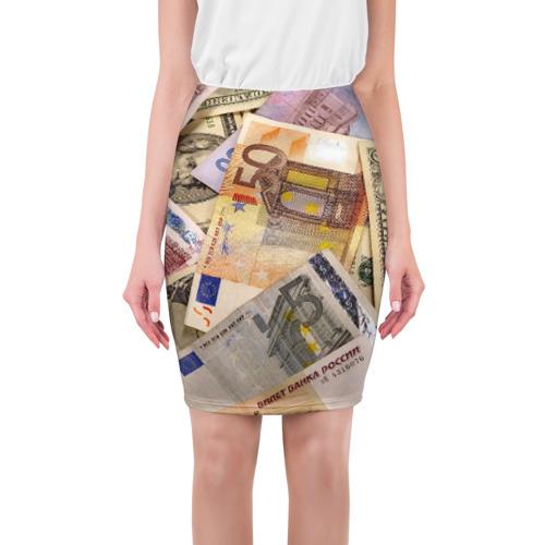 Юбка 3D Money