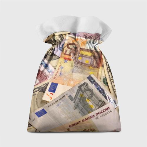 Подарочный 3D мешок  Фото 02, Money