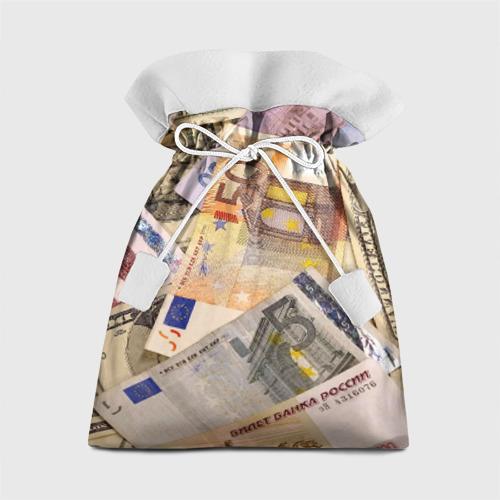 Подарочный 3D мешок  Фото 01, Money