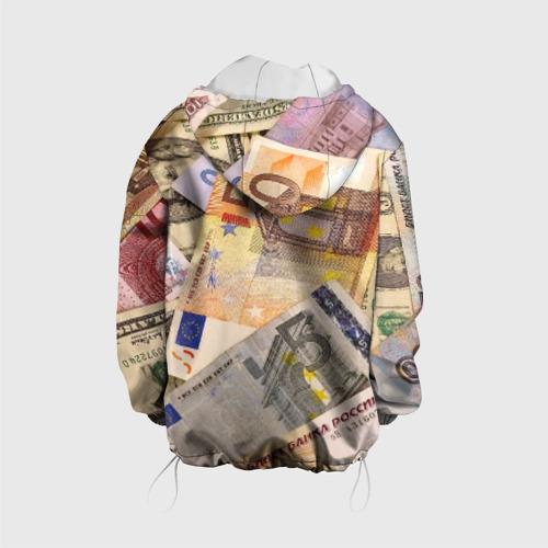 Детская куртка 3D Money Фото 01