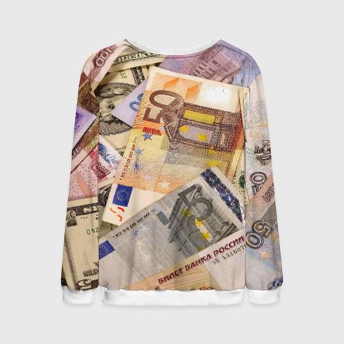 Мужской свитшот 3D Money Фото 01