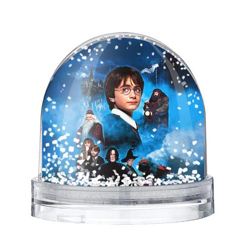 Водяной шар со снегом  Фото 01, Гарри Поттер