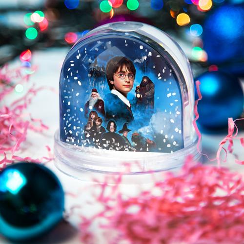 Водяной шар со снегом  Фото 03, Гарри Поттер