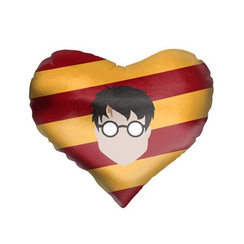 Подушка 3D сердце  Фото 01, Гарри Поттер