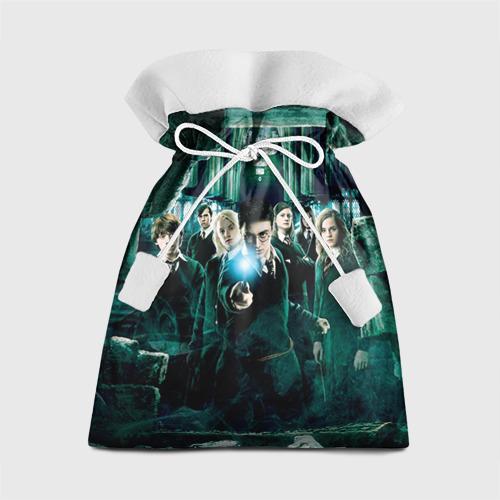 Подарочный 3D мешок Гарри Поттер