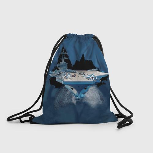 Рюкзак-мешок 3D  Фото 01, Авианосец