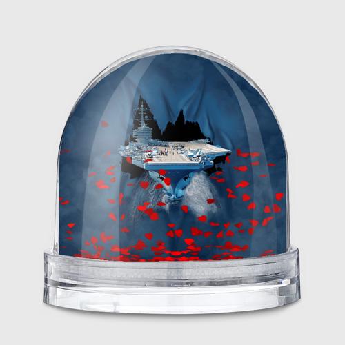 Водяной шар  Фото 01, Авианосец