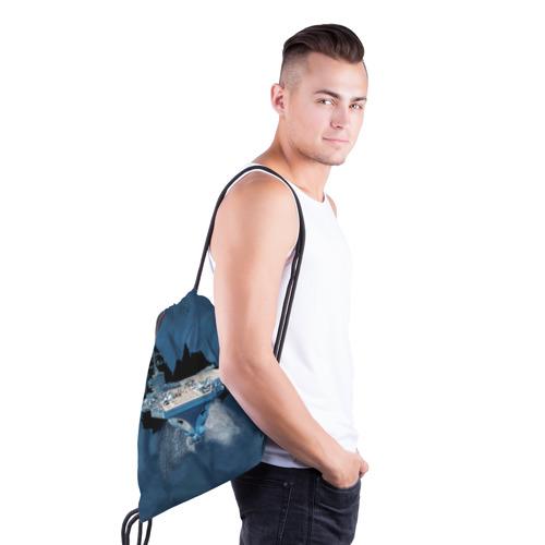 Рюкзак-мешок 3D  Фото 03, Авианосец