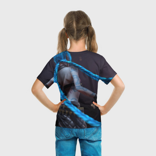 Детская футболка 3D Jinx Фото 01