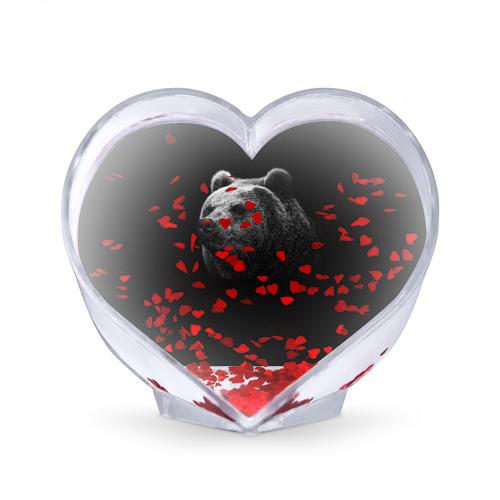Сувенир Сердце  Фото 02, Мишка