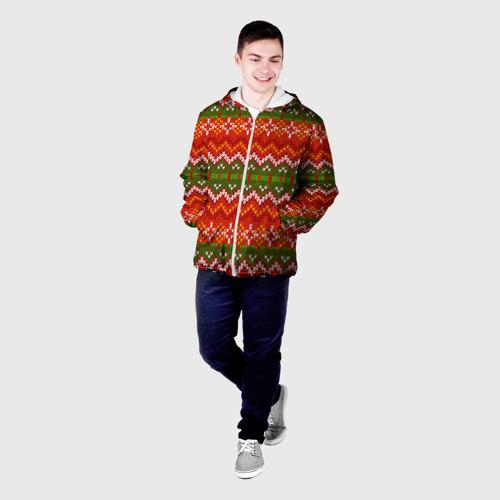 Мужская куртка 3D  Фото 03, Свитер